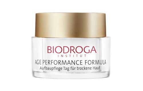 BIODROGA SYSTEMS Крем восстанавливающий дневной для ухода за зрелой сухой кожей / AGE PERFORMANCE FORMULA 50 мл (Д) biodroga интенсивная омолаживающая маска с экстрактом лотоса biodroga lotus and science smart recovery anti age mask 43465 50 мл