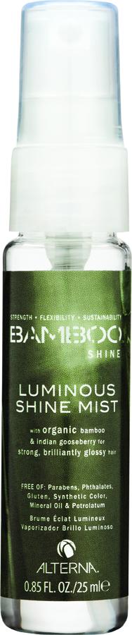 ALTERNA Спрей-вуаль для сияния и блеска волос / BAMBOO SHINE 100 мл alterna спрей вуаль для сияния и блеска волос bamboo shine 100 мл