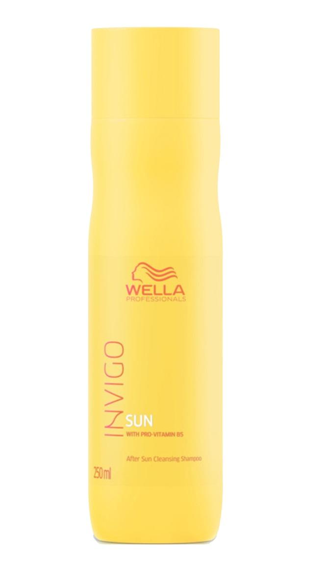 WELLA Professionals Шампунь очищающий / Wella Invigo SUN 250 мл
