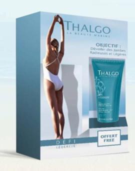 THALGO Набор-дуэт Комфорт и легкость ног (спрей для тела Фриджиминс 150 мл + гель для легкости ног 75 мл) гель mustela гель для легкости ног