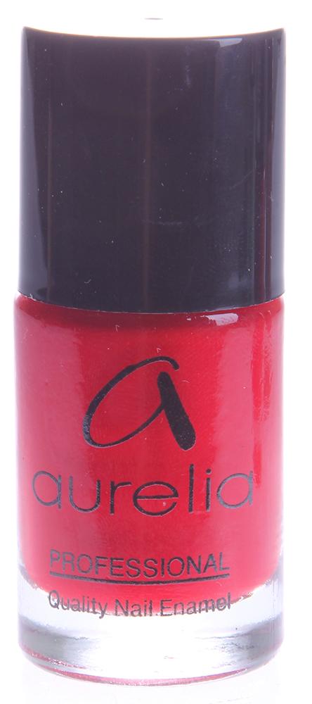 AURELIA 732 лак для ногтей / PROFESSIONAL 13млЛаки<br>Aurelia Professional &amp;mdash; лаки профессионального качества и эксклюзивных цветов на основе инновационных пигментов последнего поколения, часто обновляемые в соответствии с модными тенденциями сезона. Способ применения: Нанесите лак для ногтей, равномерно распределив по всей ногтевой пластине. Лак можно наносить на чистые ногти, но для более стойкого эффекта рекомендуется использовать базовое и верхнее покрытия.<br><br>Цвет: Красные<br>Виды лака: Глянцевые