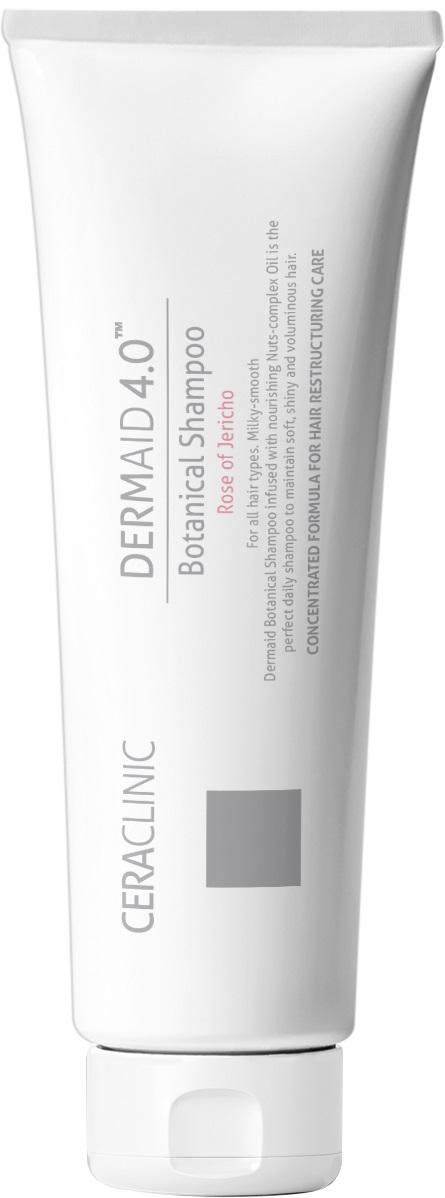 Купить EVAS Шампунь растительный для волос / CERACLINIC Dermaid 4.0 Botanical Shampoo 100 мл