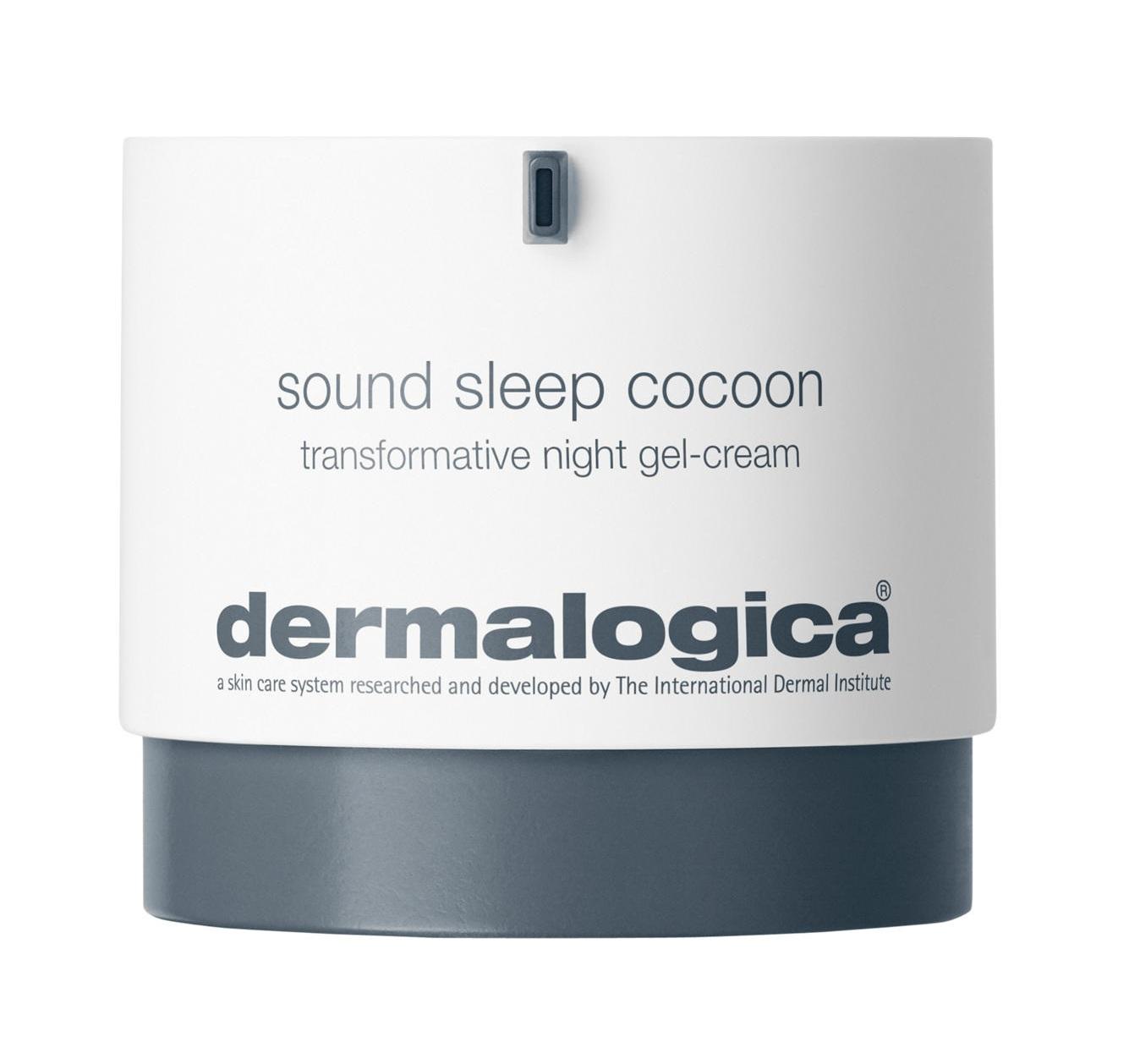 DERMALOGICA Крем-гель ночной активный восстанавливающий для лица / Sound Sleep Cocoon, 50 мл -  Кремы