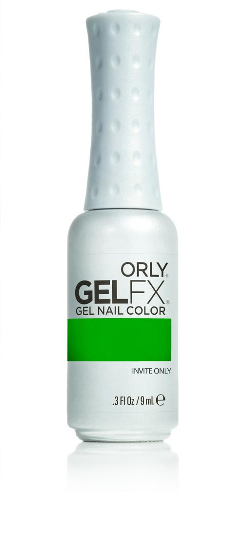 ORLY 901 гель-лак для ногтей / INVITE ONLY GEL FX 9 мл