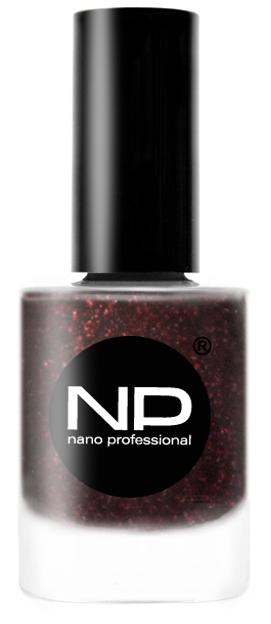 NANO PROFESSIONAL P-910 лак для ногтей, почти космос 15 мл