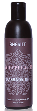ANARITI ����� ��������� ��������������� / Anti cellulite massage oil 250��