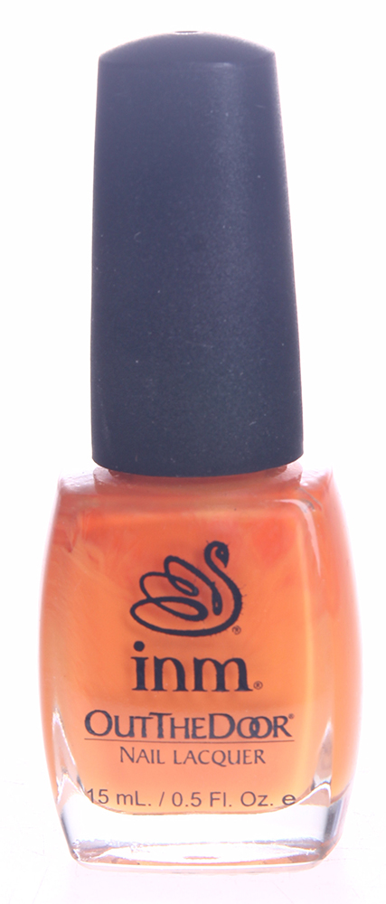 "INM 162 ��� ��� ������ ""Orange Juice"" / OTD Nail Laquer 15��"