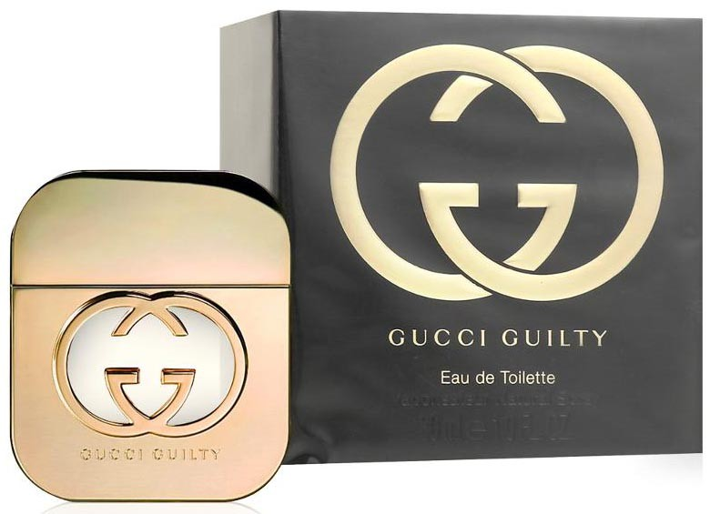 GUCCI Вода туалетная женская Gucci Guilty 30 мл