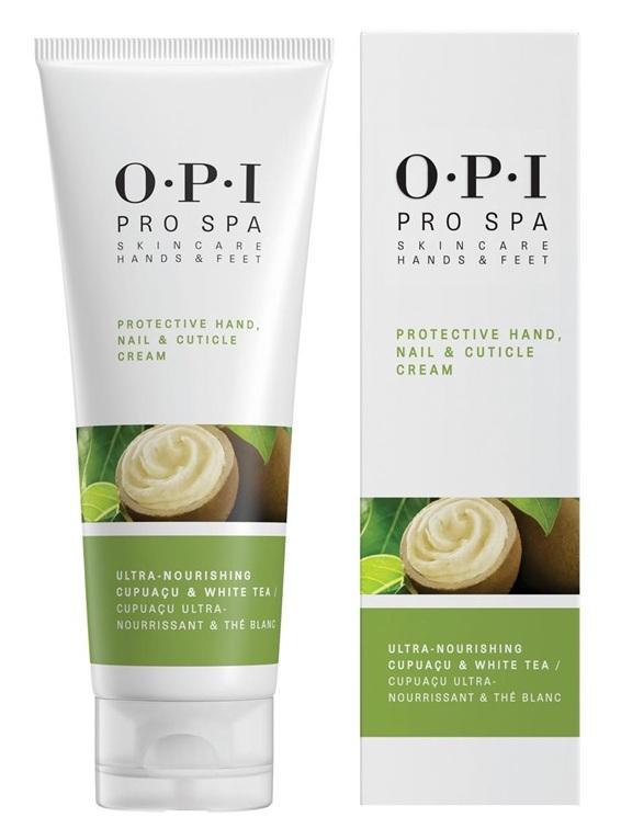 OPI Крем защитный для рук, ногтей и кутикулы / PRO SPA 50мл opi лосьон для рук и тела opi avoplex moisture replenishing lotion av711 30 мл