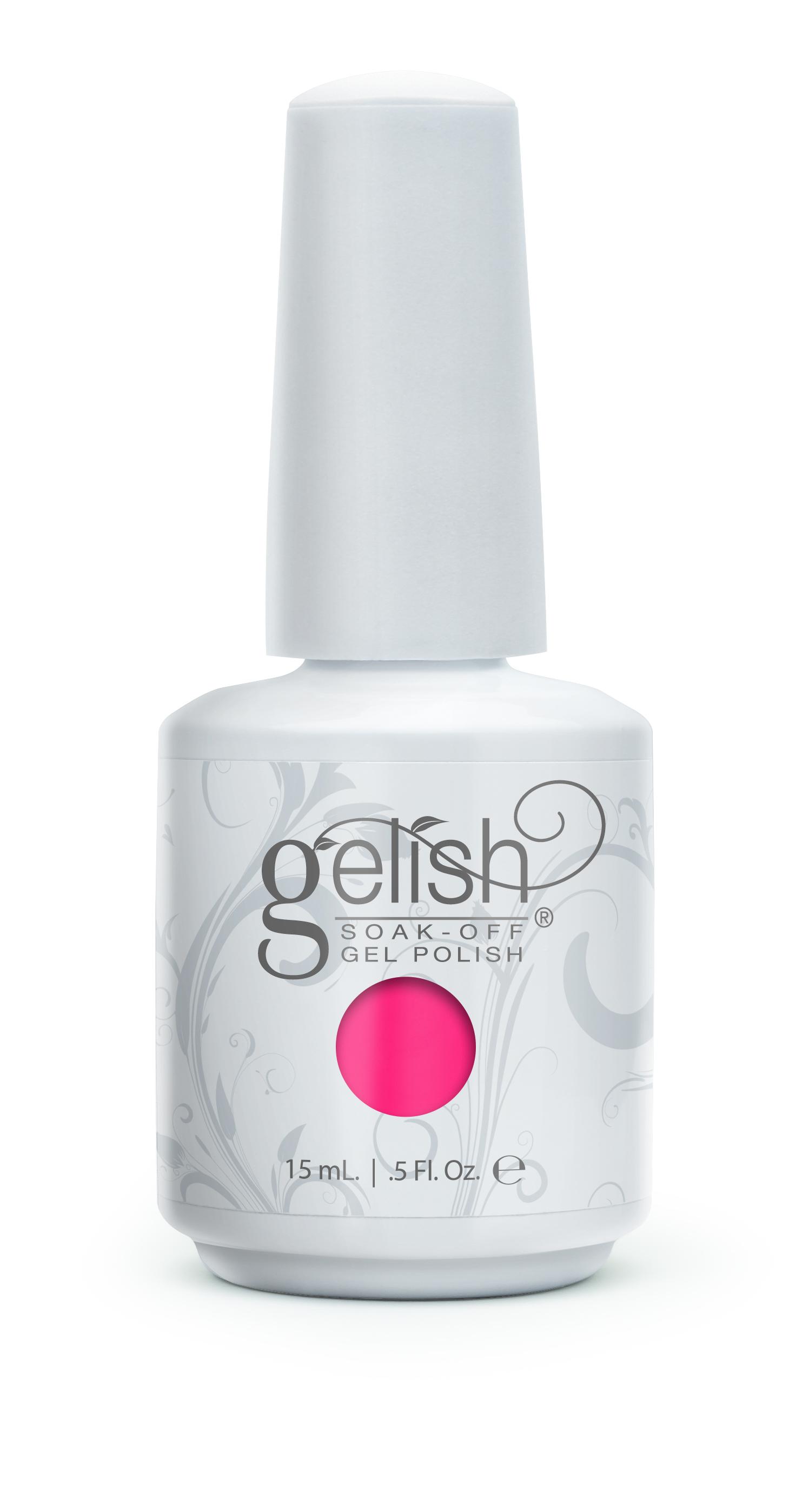GELISH Гель-лак Watch Your Step, Sister / GELISH 15млГель-лаки<br>Гель-лак Gelish наносится на ноготь как лак, с помощью кисточки под колпачком. Процедура нанесения схожа с&amp;nbsp;нанесением обычного цветного покрытия. Все гель-лаки Harmony Gelish выполняют функцию еще и укрепляющего геля, делая ногти более прочными и длинными. Ногти клиента находятся под защитой гель-лака, они не ломаются и не расслаиваются. Гель-лаки Gelish после сушки в LED или УФ лампах держатся на натуральных ногтях рук до 3 недель, а на ногтях ног до 5 недель. Способ применения: Подготовительный этап. Для начала нужно сделать маникюр. В зависимости от ваших предпочтений это может быть европейский, классический обрезной, СПА или аппаратный маникюр. Главное, сдвинуть кутикулу с ногтевого ложа и удалить ороговевшие участки кожи вокруг ногтей. Особенностью этой системы является то, что перед нанесением базового слоя необходимо обработать ноготь шлифовочным бафом Harmony Buffer 100/180 грит, для того, чтобы снять глянец. Это поможет улучшить сцепку покрытия с ногтем. Пыль, которая осталась после опила, излишки жира и влаги удаляются с помощью обезжиривателя Бондер / GELISH pH Bond 15&amp;nbsp;мл или любого другого дегитратора. Нанесение искусственного покрытия Harmony.&amp;nbsp; После того, как подготовительные процедуры завершены, можно приступать непосредственно к нанесению искусственного покрытия Harmony Gelish. Как и все гелевые лаки, продукцию этого бренда необходимо полимеризовать в лампе. Гель-лаки Gelish сохнут (полимеризуются) под LED или УФ лампой. Время полимеризации: В LED лампе 18G/6G = 30 секунд В LED лампе Gelish Mini Pro = 45 секунд В УФ лампах 36 Вт = 120 секунд В УФ лампе Harmony Mini Portable UV Light = 180 секунд ПРИМЕЧАНИЕ: подвергать полимеризации необходимо каждый слой гель-лакового покрытия! 1)Первым наносится тонкий слой базового покрытия Gelish Foundation Soak Off Base Gel 15 мл. 2)Следующий шаг   нанесение цветного гель-лака Harmony Gelish.&amp;nbsp; 3)Заключительный эт