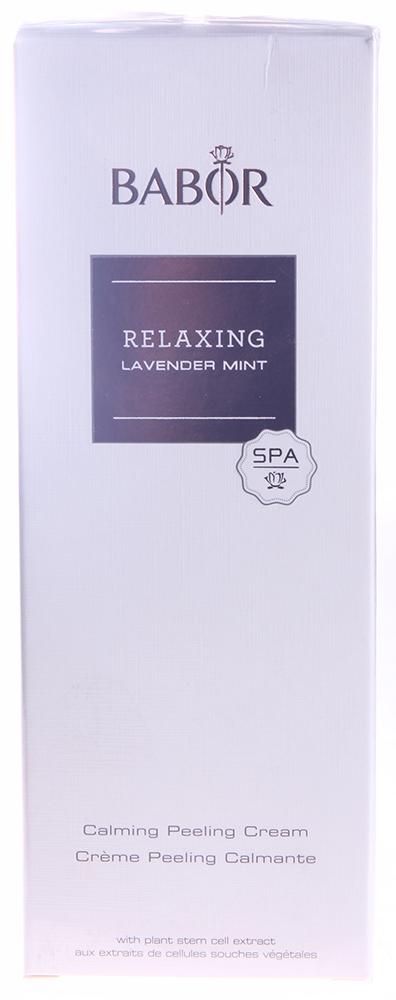 "BABOR ����- ������ ""���� & �������"" / Calming Peeling Cream SPA 200��"