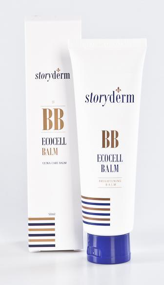 STORYDERM ���� �� �����������, �����������, ��������� ������������ / BB Ecocell Balm 50��