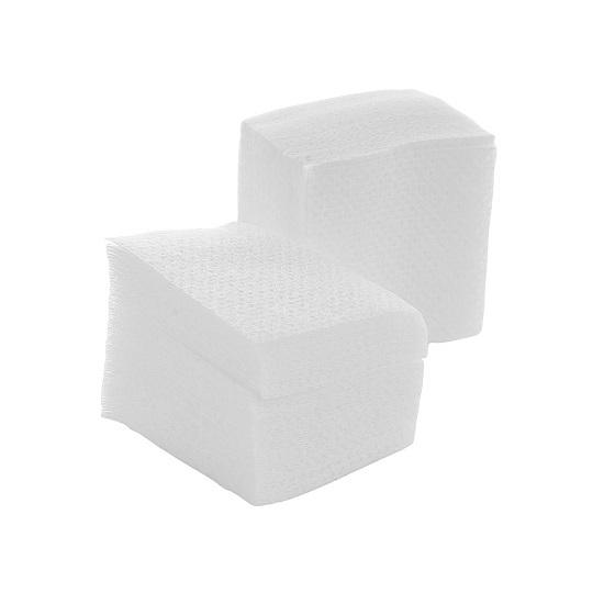Купить IRISK PROFESSIONAL Салфетки безворсовые 4 х 4 см, 01 белые 750 шт