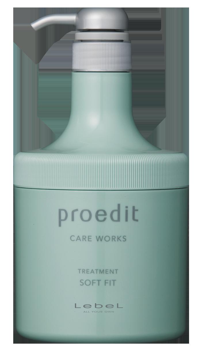 LEBEL Маска для волос / PROEDIT SOFT FIT 600млМаски<br>Действует главным образом на восстановление и интенсивное увлажнение поверхности волос. Глубоко питает и уплотняет структуру волоса. Благотворно влияет на кожу головы. Облегчает расчёсывание волос. Делает волосы более мягкими и послушными. Придает живой блеск и гладкость волосам. Уровень защиты от SPF-15. Волосам необходима влага, а сухим волосам в особенности. Волосы, в которых баланс влаги нарушен, истончаются и теряют силу, становятся хрупкими и спутанными. Обеспечить постоянный уровень увлажнения может высококачественное средство от Lebel Cosmetics - Маска Proedit Soft Fit с протеинами овса. Гидролизованный протеин овса стимулирует процессы обновления клеток корней волос и питает кожу головы. Содержащийся в формуле Маски экстракт корня белой лапчатки дарят волосам невероятный блеск. Экстракт листьев камелии успокаивает зуд и устраняет шелушение. Салициловая кислота препятствует образованию сухой перхоти, а аминокислота свеклы обеспечивает постоянное наличие влаги внутри волоса. Сухость и жесткость волос теперь побеждается с помощью поистине волшебных средств от Lebel Cosmetics! Активный состав: Протеин овса, экстракт лапчатки белой, листьев камелии; салициловая кислота. Применение: Небольшое количество Маски Proedit Soft Fit распределить по волосам от корней до самых кончиков, помассировать, оставить на 3   7 минут. Затем тщательно смыть тёплой водой. Использовать после шампуня и кондиционера. Подходит для ежедневного использования.<br><br>Объем: 600<br>Типы волос: Ломкие<br>Назначение: Перхоть