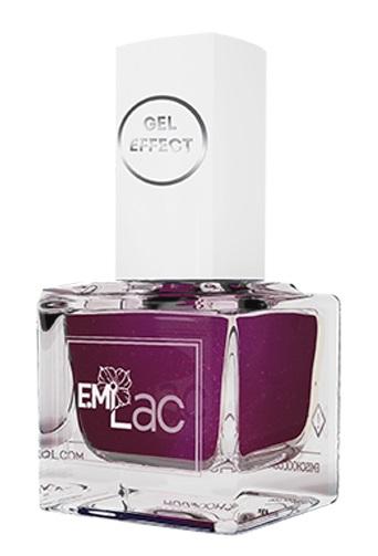 Купить E.MI 073 лак ультрастойкий для ногтей, Энигма / Gel Effect 9 мл, Фиолетовые