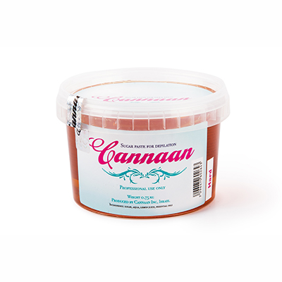 CANNAAN Паста мягкая для шугаринга 0,75 кг недорого