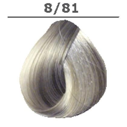 LONDA PROFESSIONAL 8/81 краска для волос (интенсивное тонирование), светлый блонд перламутрово-пепельный / LC NEW 60мл londa интенсивное тонирование 42 оттенка 60 мл londacolor интенсивное тонирование 7 43 блонд медно золотистый 60 мл 60 мл
