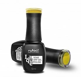 RuNail Гель-лак Золотая молодежь / Laque 12мл runail дизайн для ногтей слюда 0336