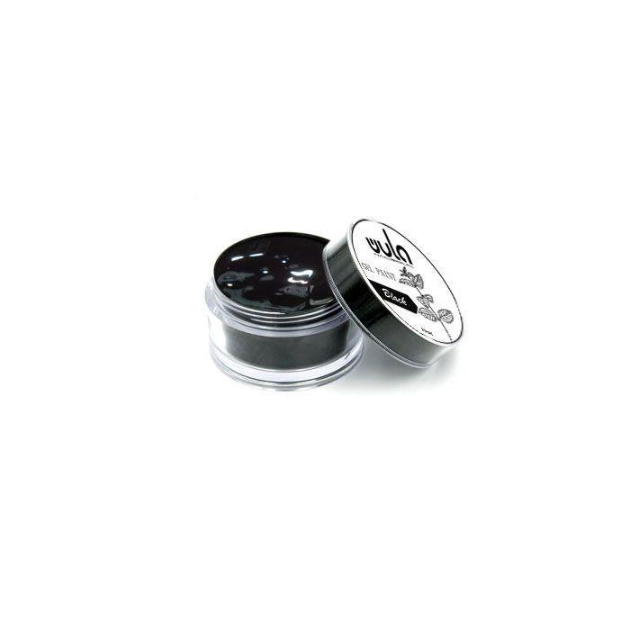 Купить WULA NAILSOUL Гель-краска для ногтей / Wula nailsoul, Black 15 мл