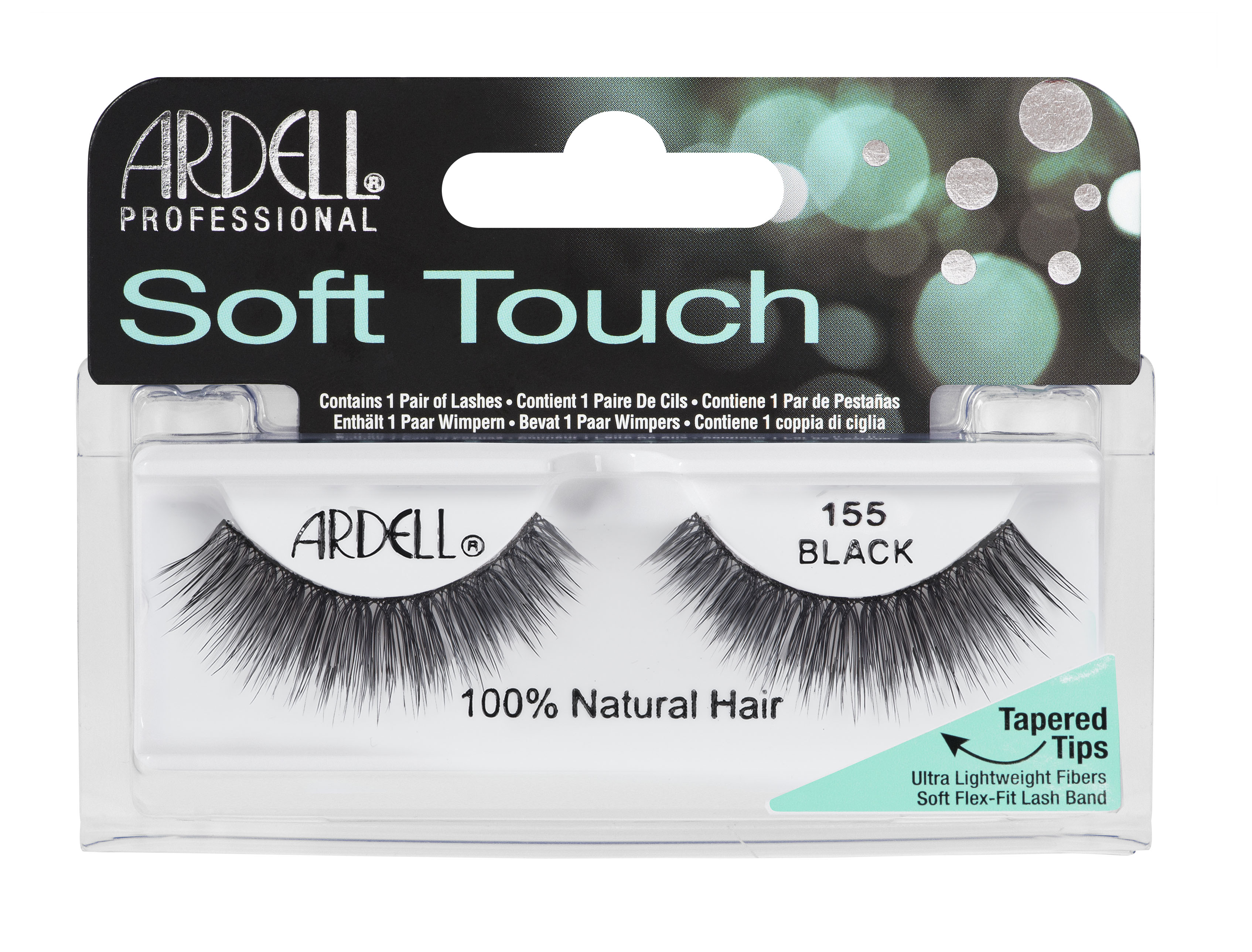 ARDELL Ресницы накладные 155 / Prof Soft Touch
