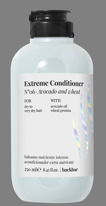 FARMAVITA Кондиционер экстрим для сухих и сильно поврежденных волос / BACK BAR EXTREME CONDITIONER №06 250 мл