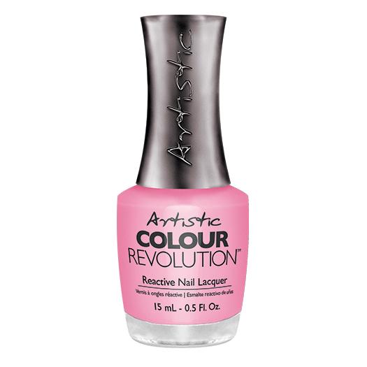 ARTISTIC Лак недельный для ногтей (2300016) / Revolution Nail Lacquer MILKSHAKES & HEARTBREAK, 15 мл лаки для ногтей isadora лак для ногтей гелевый gel nail lacquer 247 6 мл