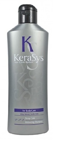 KERASYS Шампунь для лечения кожи головы от перхоти / SCALP CARE 180 г