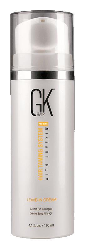 GKHair (Global Кеratin) Кондиционер-крем несмываемый / Leave in Conditioner Cream 130 мл