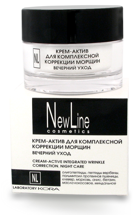 NEW LINE PROFESSIONAL ����-����� ��� ����������� ��������� ������ 50��