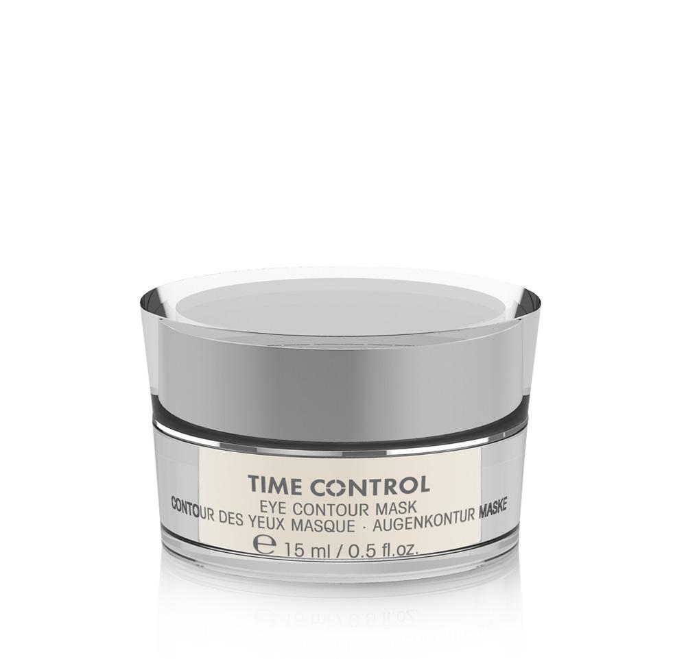 ETRE BELLE Маска для контура глаз восстанавливающая / Time Control 15 млМаски<br>Омолаживающая кремовая маска для деликатной зоны вокруг глаз. Масла жожоба, авокадо и ши в сочетании с пшеничным протеином восстанавливают плотность и эластичность кожи вокруг глаз. Современный омолаживающий компонент трипептид-5 стимулирует производство кожей естественного коллагена, фибронектина и гиалуроновой кислоты. Гексапептид-8 применяется для коррекции избыточной активности мимических мышц, как альтернатива инъекциям ботокса. Кроме того, витамин А включает механизм регенерации на клеточном уровне, способствует восстановлению кожи. При регулярном применении количество и глубина морщин уменьшается с каждым днём, кожа становится более упругая и эластичная. Показание: для кожи вокруг глаз, 40 + Способ применения: небольшое количество средства накладывать на очищенную кожу вокруг глаз 2-3 раза в неделю. Через 10-15 минут убрать остатки маски с помощью влажного ватного диска. Активные ингредиенты: масло жожоба, пантенол, пшеничный протеин, масло авокадо, масло ши, витамин А, аллантоин, серин, мочевина, трипептид-5, гексапептид-8, молочная кислота, лецитин, масло гелиантуса, масло кукурузы.<br><br>Возраст применения: После 40<br>Типы кожи: Чувствительная