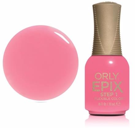 ORLY Покрытие эластичное цветное 953 NUDES BONJOUR L.A. / EPIX Flexible Color 18мл orly epix flexible sealcoat топ 18 мл