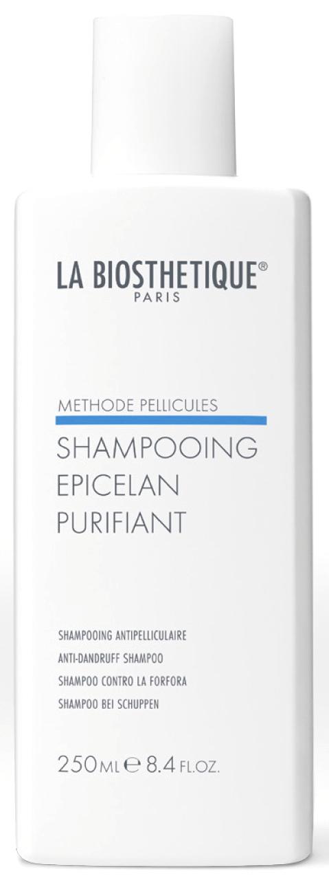 LA BIOSTHETIQUE Шампунь против перхоти / Epicelan Purifiant Anti-Dandruff Shampoo 250 мл ollin professional шампунь против перхоти anti dandruff shampoo 1000мл