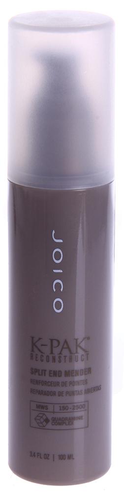 JOICO Бальзам для ухода за секущимися кончиками / K-PAK 100млБальзамы<br>Невесомая эмульсия для защиты кончиков волос. Защищает, полирует и запечатывает посеченные кончики волос. Реконструирует кортекс и кутикулу волоса. Питает и увлажняет. Защищает от дальнейших повреждений. Способ применения: Небольшое количество К-РАК Бальзама распределите равномерно по всей длине, подсушенных полотенцем, волос. Укладывайте как обычно.<br><br>Типы волос: Секущиеся<br>Назначение: Секущиеся кончики