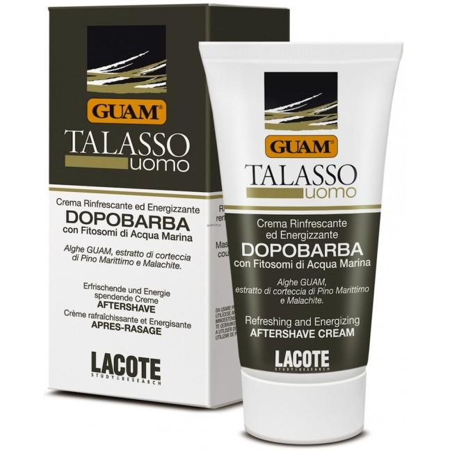 GUAM Лосьон после бритья / TALASSO UOMO 75 мл -  Лосьоны