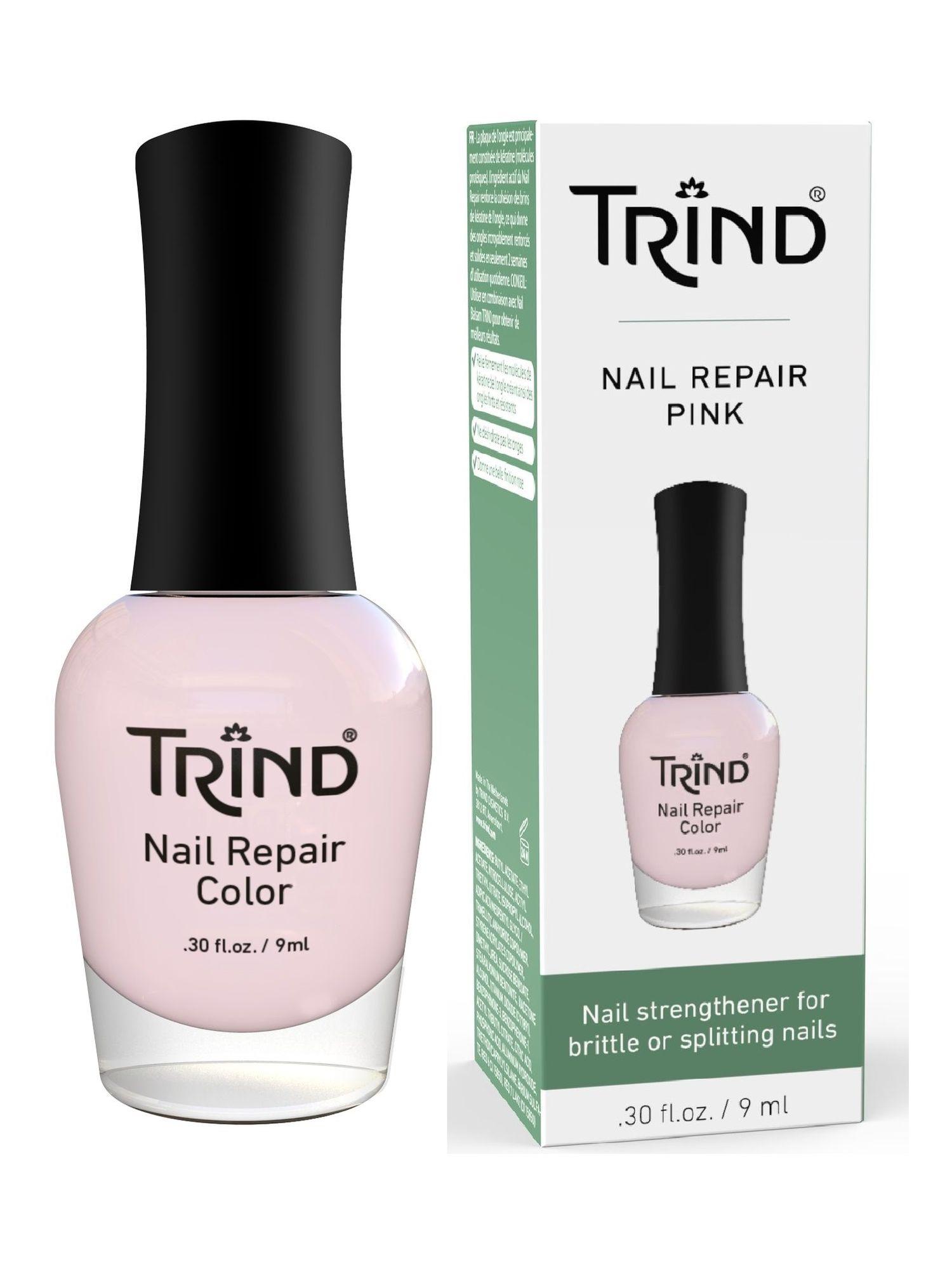 Купить TRIND Укрепитель для ногтей розовый / Nail Repair Pink (Color 7) 9 мл