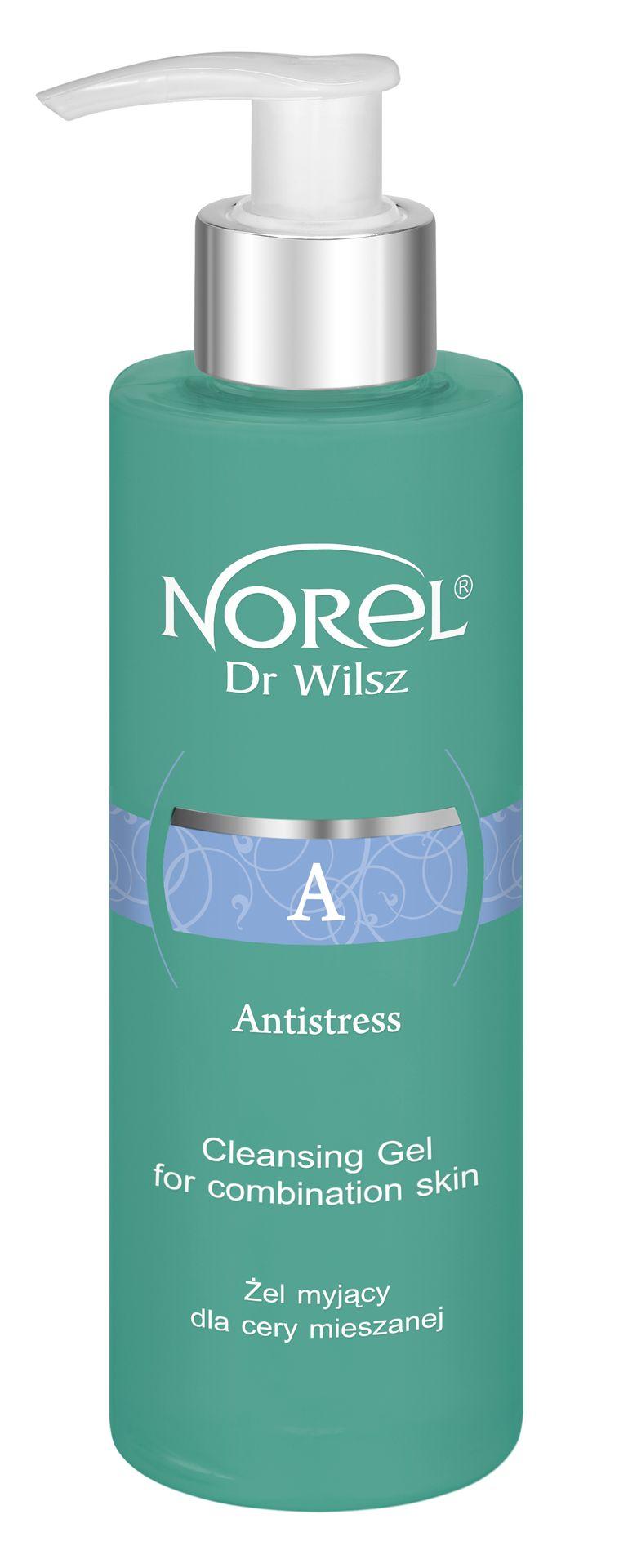 NOREL Dr. Wilsz Гель очищающий для комбинированной и жирной кожи лица / Cleansing gel 200 мл