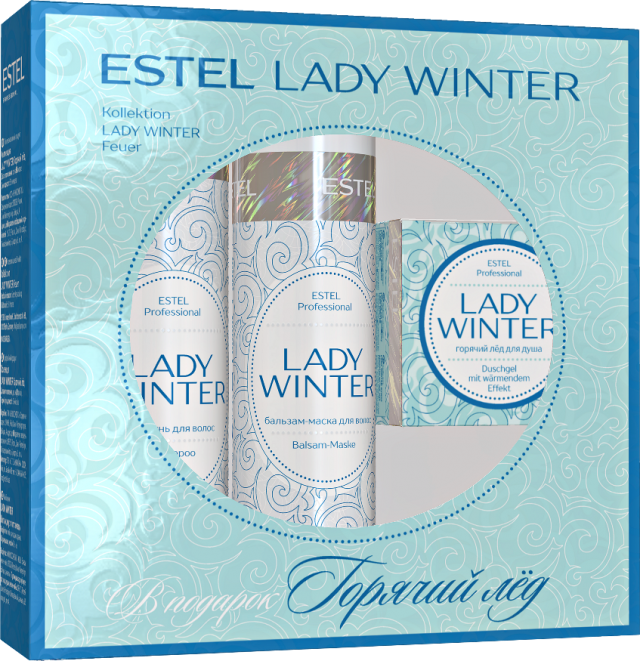 ESTEL PROFESSIONAL ���������� ��������� ������� ��� / Estel Lady Winter