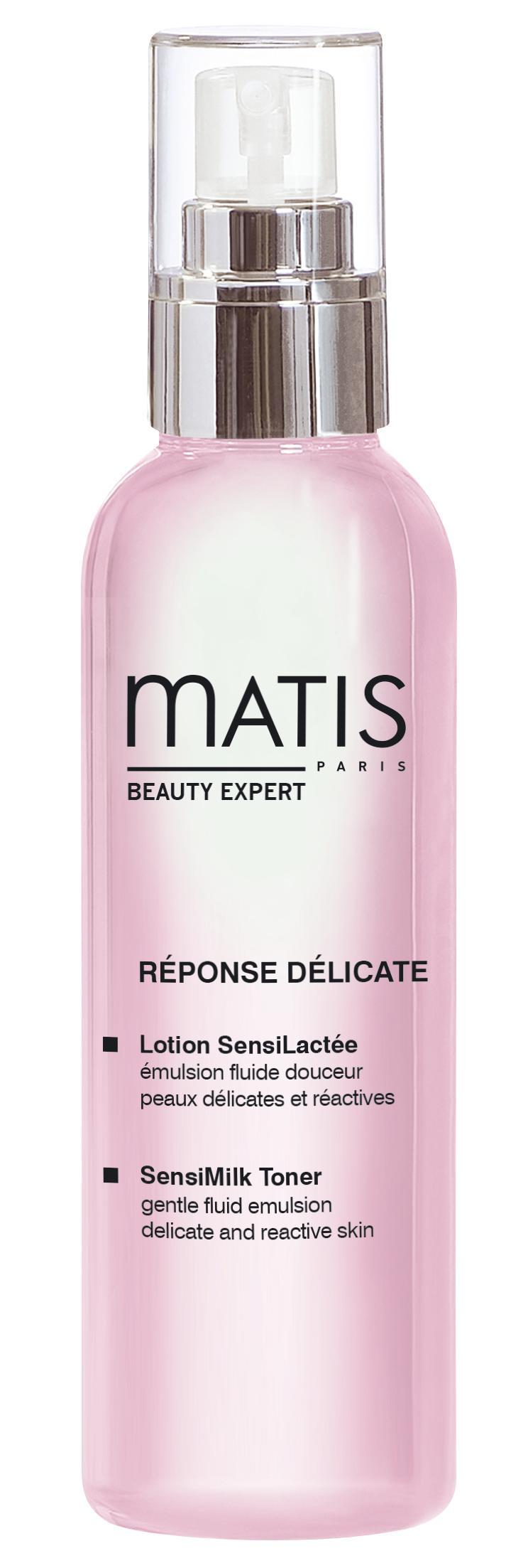 MATIS Флюид нежный успокаивающий для снятия макияжа 200 мл