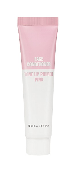 HOLIKA Праймер для лица Фейс Кондишенер, розовый / Face Conditioner Toneup Primer Pink 35 мл