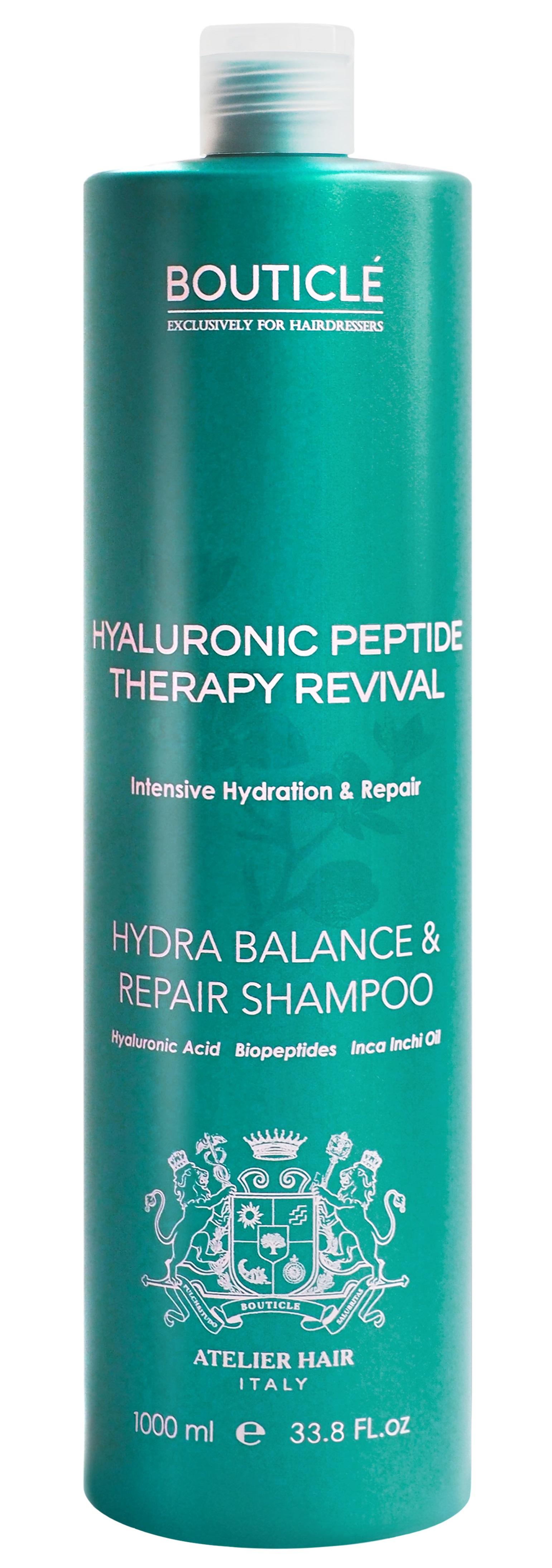 Купить BOUTICLE Шампунь увлажняющий для очень сухих и поврежденных волос / Hydra Balance & Repair Shampoo 1000 мл