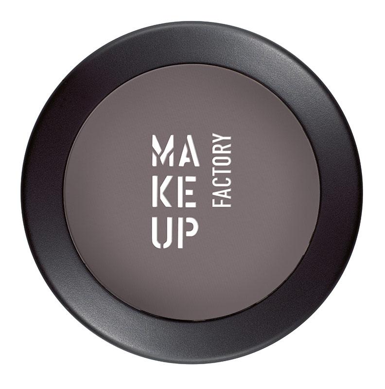 Купить MAKE UP FACTORY Тени одинарные матовые для глаз, 65 серый пурпур / Mat Eye Shadow 3 г