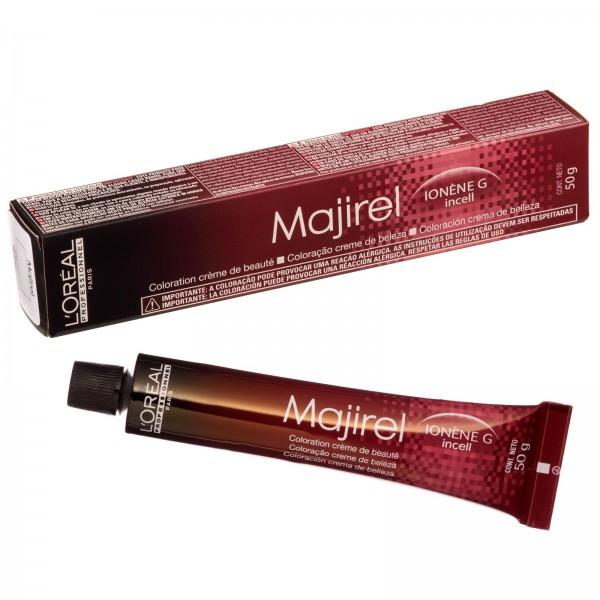 LOREAL PROFESSIONNEL 7.12 краска для волос / МАЖИРЕЛЬ 50млКраски<br>Крем-краска Мажирель от LOreal Professionnel придает волосам больше мягкости и блеска. Крем-краска сделает ваши волосы более шелковистыми и прекрасно справится с первыми признаками седин. Новая формула гарантирует высокое качество волоса и, как следствие, великолепный, ровный, стойкий, точный цвет. Система высокой стойкости (НТ) позволяет в 2 раза увеличить сопротивляемость волос вредному воздействию ультрафиолетового излучения и защищает цвет от вымывания. Система проявления цвета (Revel Color) отвечает за чистоту и насыщенность цвета.Защита здоровья волос между двумя окрашиваниями. Активные ингредиенты:&amp;nbsp; микрокатионный полимер Ионен G и инновационная молекула Incell, действующие на все три зоны строения волоса. Способ применения: крем-краска используется в соотношении: 1 тюбик 50 мл + 75 мл оксидента 6% для осветления до 2-х тонов. Для осветления на 3 тона используйте оксидент 9%. Нанесите смесь при помощи кисточки на сухие невымытые волосы, начиная с корней. Общее время выдержки 35 минут. Порядок нанесения смеси на длину и на кончики волос зависит от состояния цвета, оставшегося по длине и на кончиках: В случае, если цвет по длине и на кончиках мало изменился (оттенок остался практически первоначальным): нанесите смесь на длину и на кончики за 5 минут до истечения времени выдержки. В случае, если цвет по длине и на кончиках изменился средне (вымытый оттенок): нанесите смесь на длину за 20 минут до истечения времени выдержки.&amp;nbsp; В случае, если цвет по длине и на кончиках сильно изменился (оттенок потерян   на 1 тон светлее): немедленно распределите по длине.&amp;nbsp; &amp;nbsp;Тщательно эмульгируйте. Смойте. Используйте шампунь Оптимальный Пост Колор.<br><br>Объем: 50 мл<br>Вид средства для волос: Стойкая