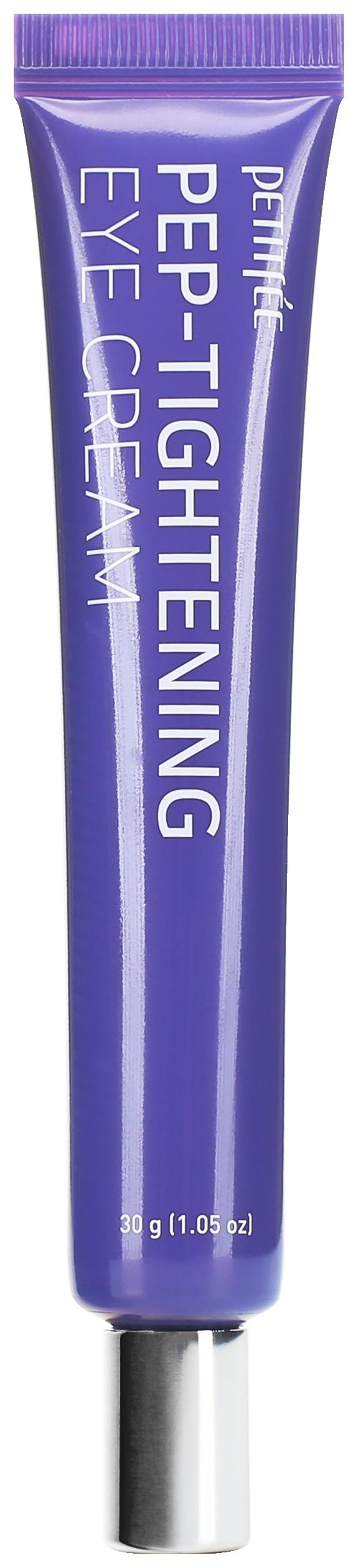 Купить PETITFEE Крем с лифтинг-эффектом для области вокруг глаз с пептидным комплексом 30 г
