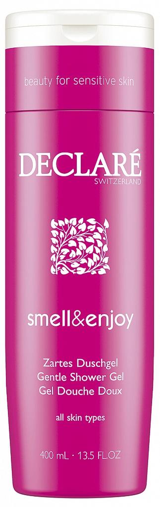 DECLARE Деликатный гель для душа Аромат и наслаждение /Smell & Enjoy Gentle Shower Gel 400 мл.