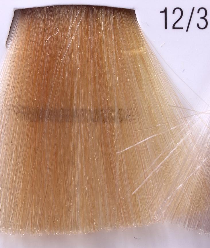WELLA 12/3 чайная роза краска д/волос / Koleston 60мл кремы wella pro series крем эликсир стойкий цвет для светлых окрашенных волос pro series бесконечность цвета 58мл