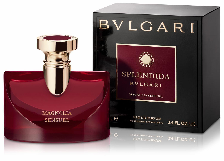 Купить BVLGARI Вода парфюмерная женская Bvlgari Splendida Magnolia Sensuel, спрей 50 мл
