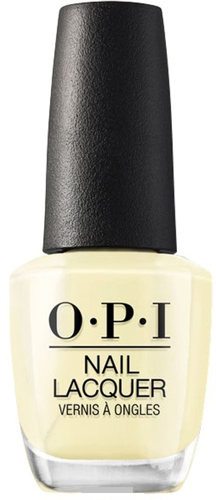 OPI Лак для ногтей / Meet a Boy Cute As Can Be Nail Lacquer 15 мл opi infinite shine nail lacquer no stopping me now 15 мл