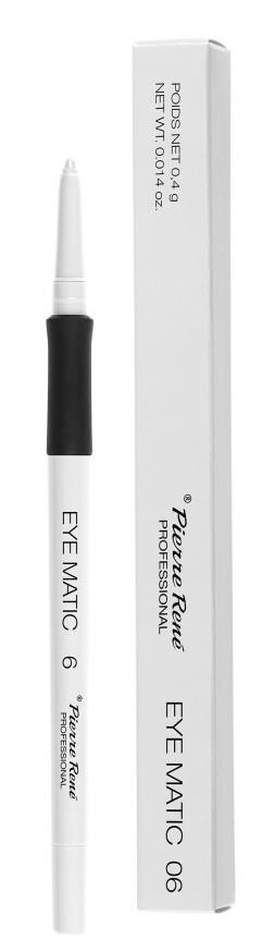 Купить PIERRE RENE Карандаш механический для глаз, 06 белый матовый / Eyematic