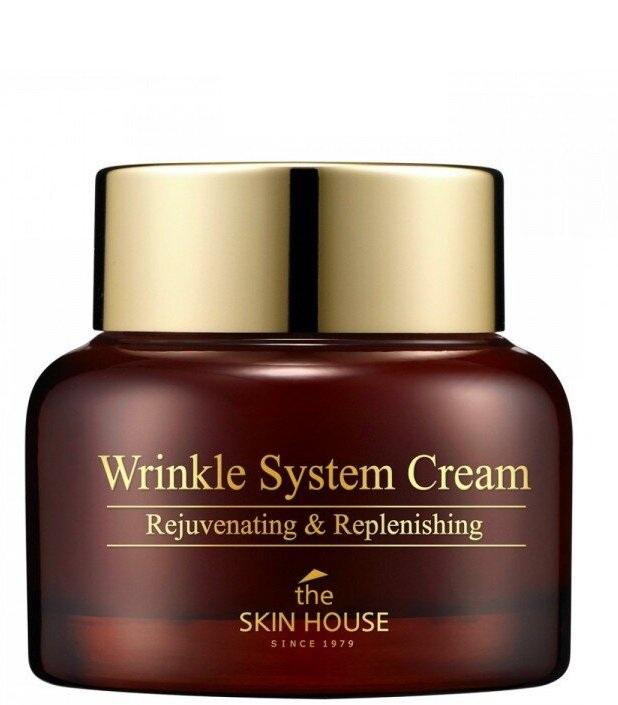 Купить THE SKIN HOUSE Крем антивозрастной питательный с коллагеном / Wrinkle System 50 мл