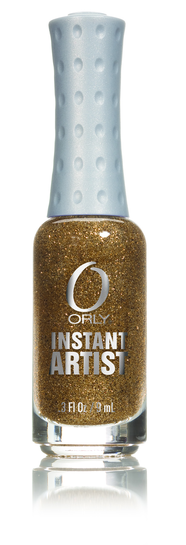 ORLY Краска для дизайна ногтей 23 24k Glitter / Instant Artist 9мл